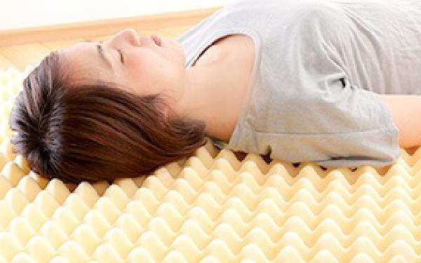 寝床内の環境のイメージ
