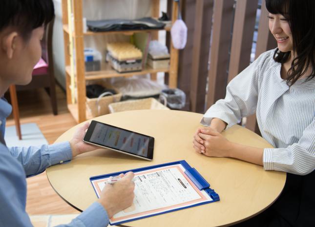 iPadで自動解析