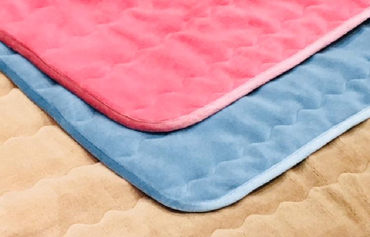 ロマンス岩盤浴敷きパッドのイメージ