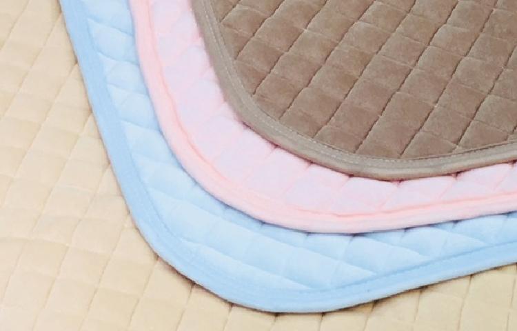 綿マイヤー敷きパッドのイメージ
